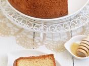 Ultra Soft Perfect Honey Chiffon Cake