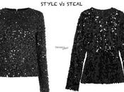 STYLE STEAL BLACK SEQUIN PARTY