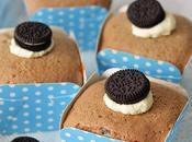 Cookies Cream Oreo Chiffon Cupcakes Light Yummy!