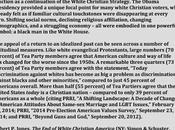 """Right Robert Jones Turns """"Obama Presidency Provided Unique Focal Point Many White Christian Voters"""""""