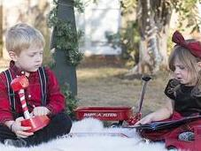 Christmas Style with Gymboree