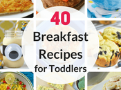 Healthy Breakfast Recipes Toddlers
