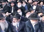 4,000 Rabbis Attempt #MannequinChallenge Crown Heights (video)