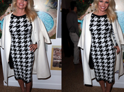 Pamela Anderson's Look London