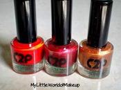 Professional Make Nail Color Review, Swatches NOTD