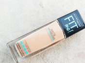 Maybelline Matte Poreless Foundation Sand Beige Review