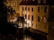 Water Wheel…at Night!