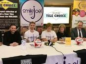 SMILE JOEL Banks's Stadium Host Celebrity Football Match