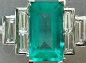 Custom 2.22 Carat Colombian Emerald Diamond Ring