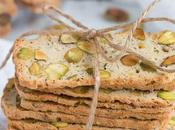 Pistachio, Lemon Rosemary Biscotti: Great Last Minute Gift