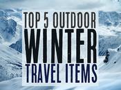 Outdoor Winter Travel Items