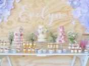 Floral Themed Birthday Party from Madam Macaron