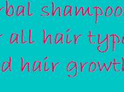 Homemade Natural Shampoos Hair Growth