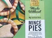 Gluten Free Mince Pies: Marks Spencer Sainsbury's
