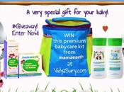Special Mamaearth Gift Your Baby #MamaKnowsBest