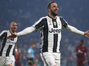 Higuain Seals Juventus Against Roma