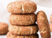 Snickerdoodles (Gluten Free, Paleo Vegan)
