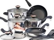 Paula Deen Signature Stainless Steel 12-Piece Cookware
