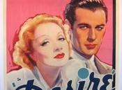 Marlene Dietrich Desire 1937