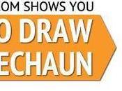 Draw Cartoon Leprechaun