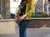 SPRING OUTFIT Floral Tee, Cardi, Leopard