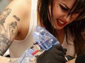 Getting Tattooed Tattoo Convention