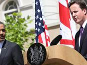 David Cameron Flies into Washington Dinner, Basketball International Politics Discussions with Barack Obama