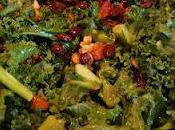 Recipe Kale Salad Sweet Spicy Superfood