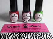 Swatch Review: Dollish Polish Mini Haul