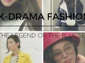 Korean Drama Fashion: Legend Blue