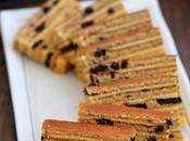 Oreo Cream Cheese Lapis Legit Spekkoek/ Indonesian Layer Cake