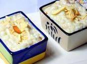 Rice Kheer Payesh Payasam