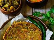 Make Mooli Paratha Thepla Radish