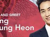 Meet Greet Song Seung Heon This Saturday!