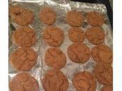Vegan Salt Caramel Cookies