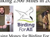 Walking 2500 Miles 2017 Birding