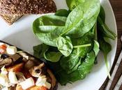 Recipe|| Roasted Veggie Feta Aubergine Boats