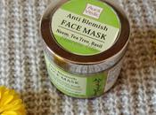 Auravedic Anti Blemish Face Mask Review