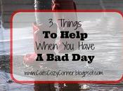 Things Help When Have
