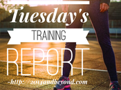 Tuesday Training Report: Yes, Read That Right! Again!!!