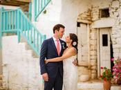 Romantic Destination Wedding Folegrandros Emily Mark