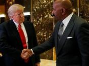 Steve Harvey Says Would With President Elect Trump Anytime