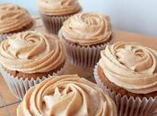 Chai Cupcakes with Spiced Buttercream