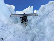 Winter Climbs 2017: Climbers Base Camps Moving