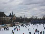 DAILY PHOTO: Skating Under Gray Skies, Városliget
