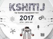 Kharagpur Techno-Management Fest Kshitij 2017
