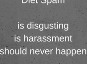 Terrible Trend Private Message Diet Spam