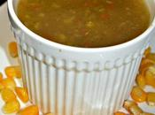 Sweet Corn Vegetable Soup Chinese Recipes