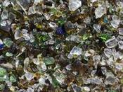 Using Recycled Glass Make Your Garden Sparkle