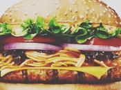 Shanghai Whopper from Burger King